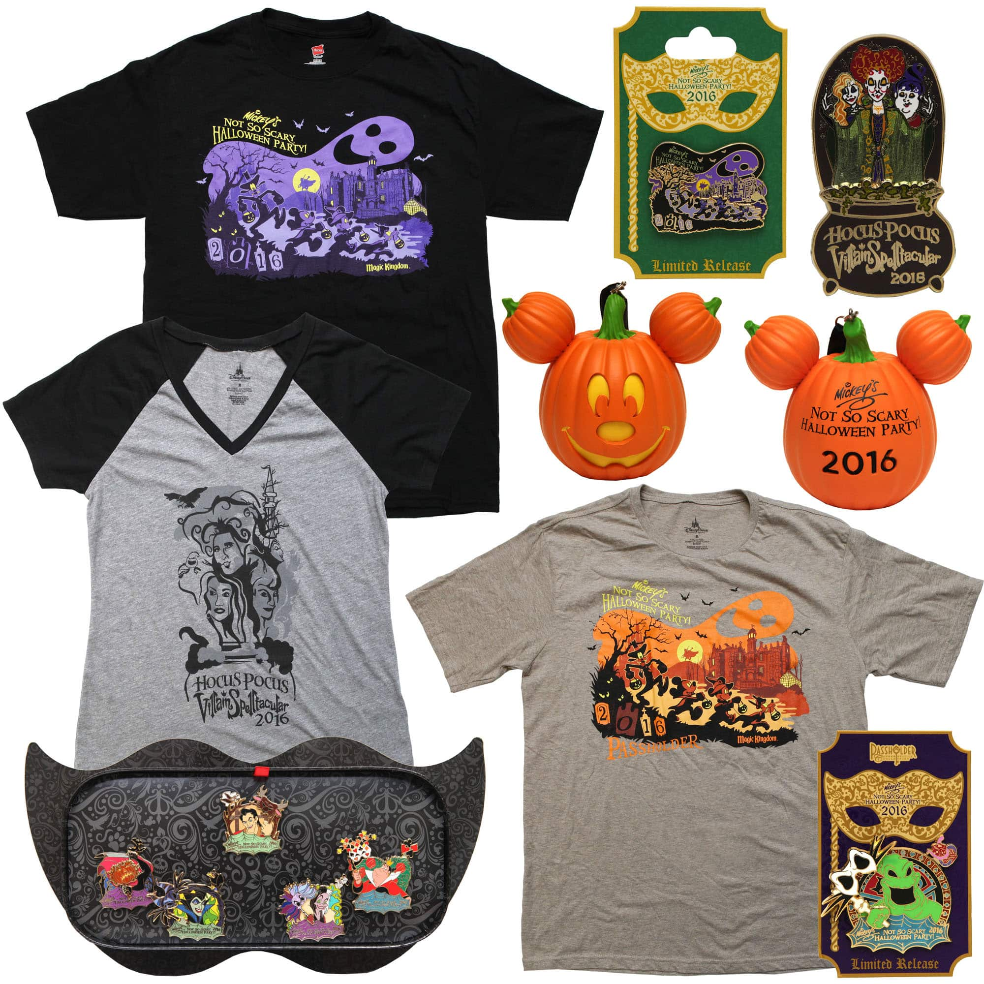 Disney Parks Blog Unboxed – Mickey s Not So Scary Halloween