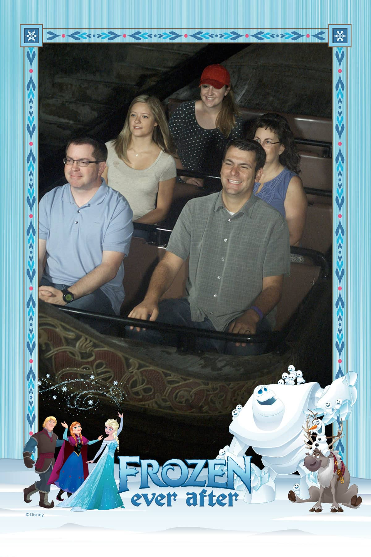"Say ""Freeze!"" Disney PhotoPass Captures Your Adventure on Frozen Ever After"