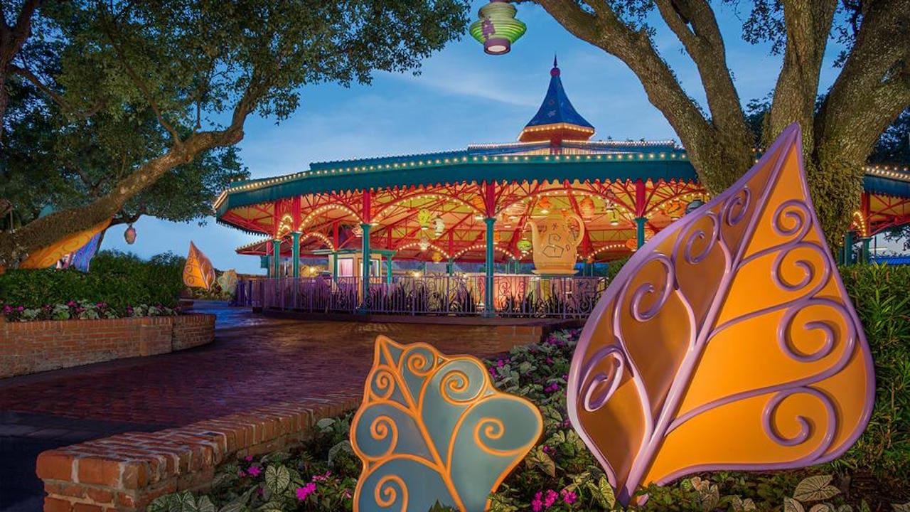 Mad Tea Party at Magic Kingdom Park