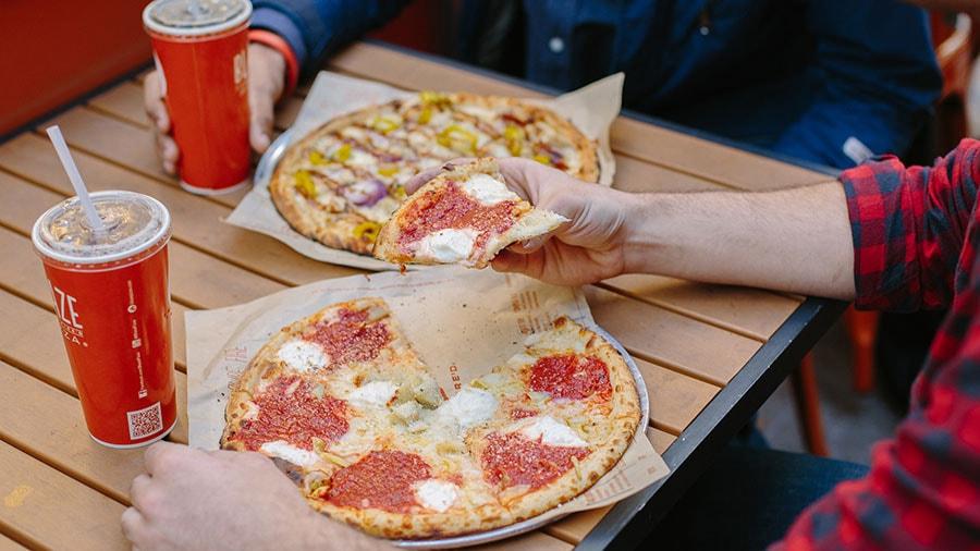 Blaze Fast-Fire'd Pizza Opens Aug. 5 at Disney Springs at Walt Disney World Resort