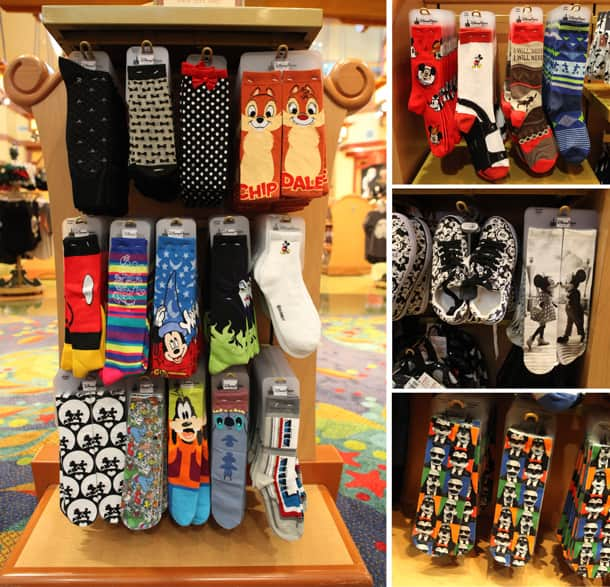 Style Happens Here Snazzy Socks From Disney Parks