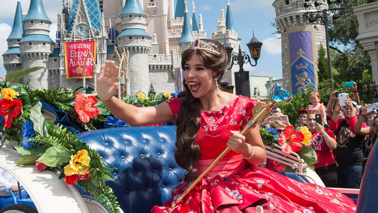 A Royal Welcome For Elena of Avalor