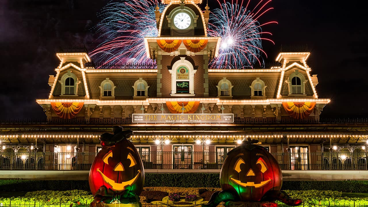 mickeys not so scary halloween party returns to magic kingdom park tonight