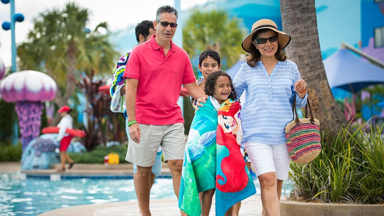 #DisneyGrandAdventure – Cooling Off at Walt Disney World Resort