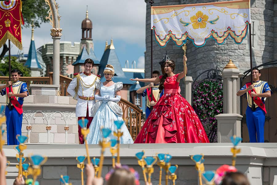 This Week in Disney Parks Photos: A Royal Welcome For Elena of Avalor