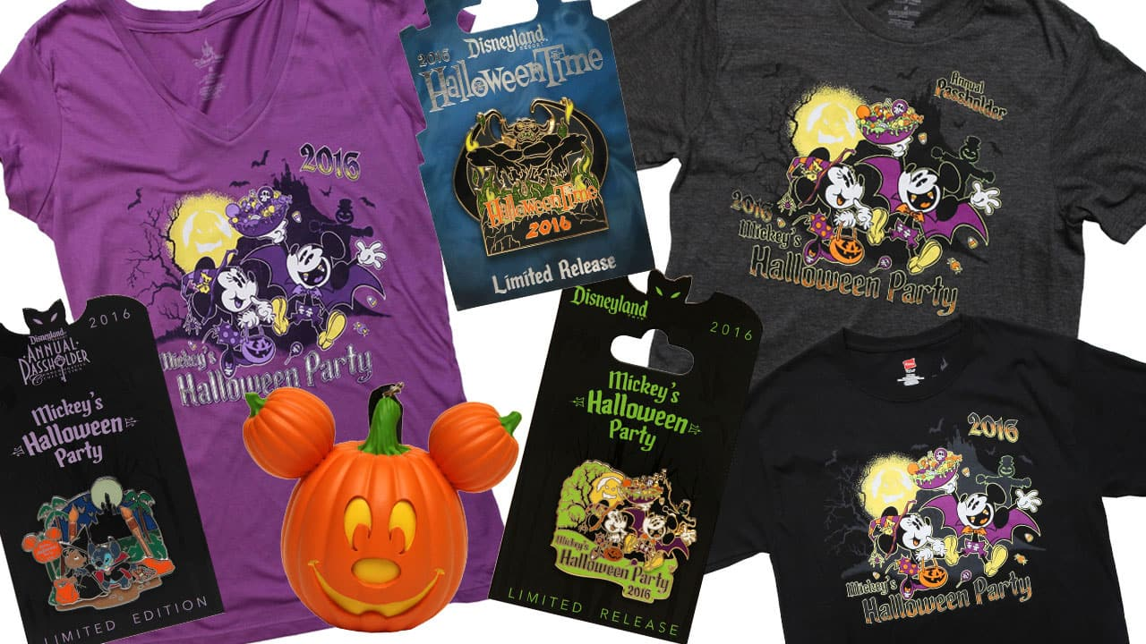 0fe890b2f First Look at Halloween Time at the Disneyland Resort Products Coming in  Fall 2016