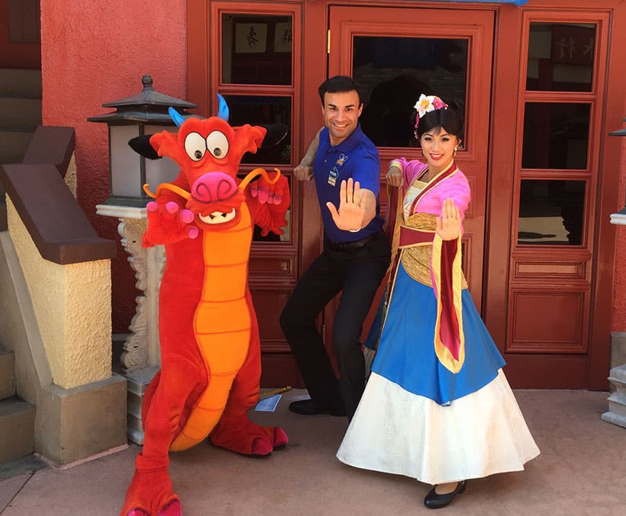Guests Celebrate First-Ever Disney PhotoPass Day