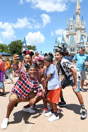 ABC's black-ish Season Three premiere at Walt Disney World – Airs TONIGHT!
