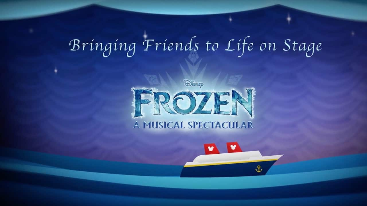 Bringing 'Frozen' Friends to Life in 'Frozen, A Musical Spectacular'