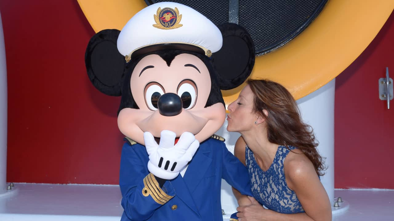 Broadway Star at Sea: Michelle Mallardi on the Disney Wonder
