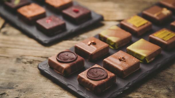 Seasonal Sweets at The Ganachery