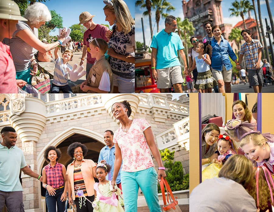 #DisneyGrandMoments – In honor of all the great GrandMoments out there!