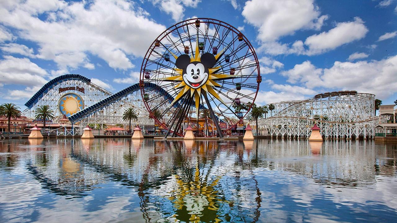 Where is Disneyland