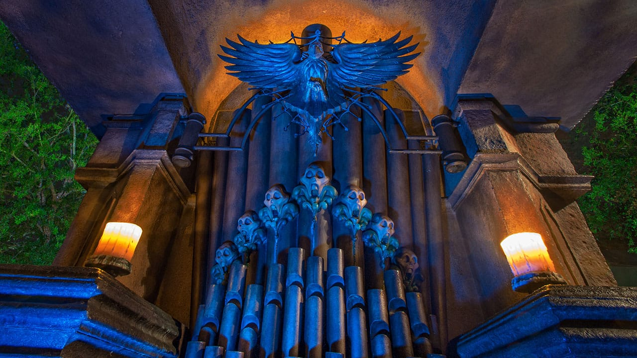 A Fabulous 45th: The Haunted Mansion