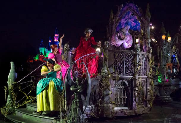 Mickey's Halloween Party at Disneyland Park