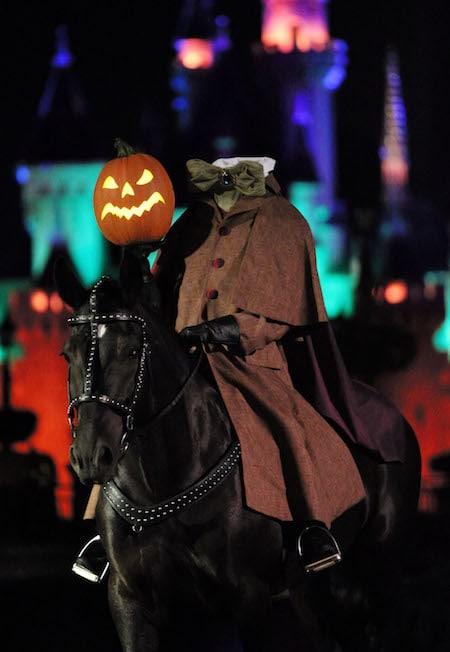 Mickey's Halloween Party at Disneyland Park