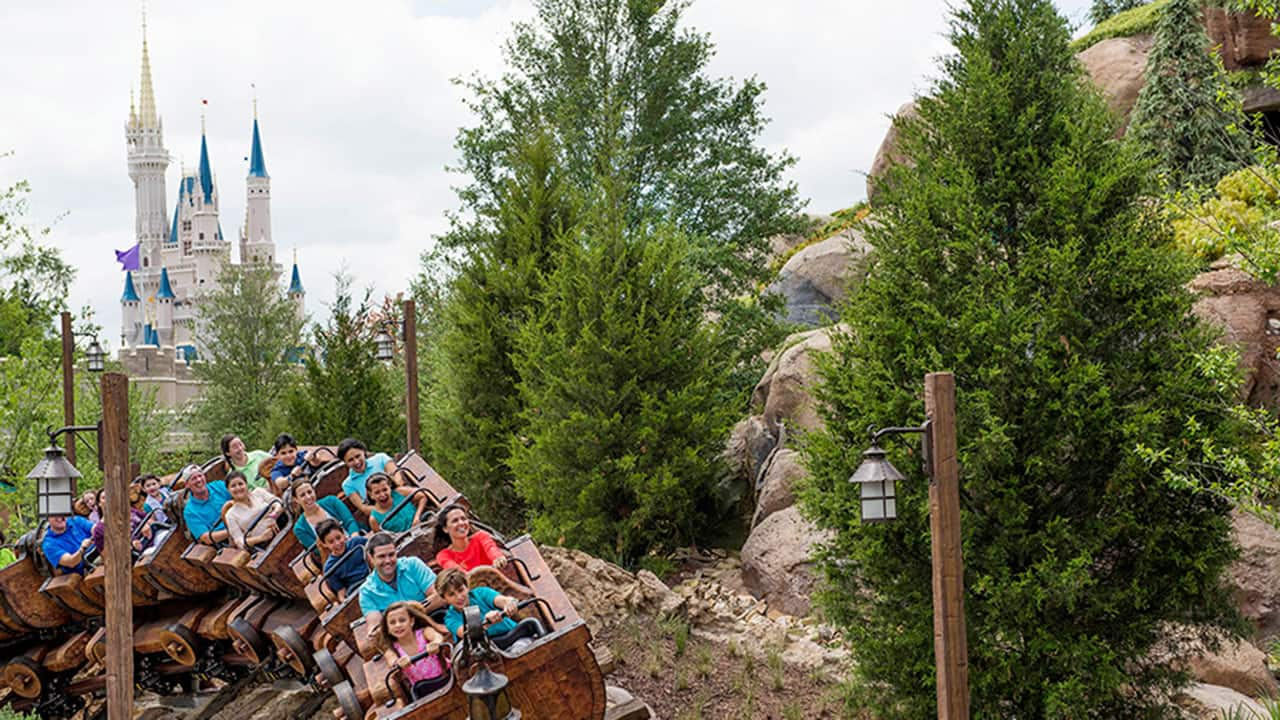 #DisneyGrandMoments – Walt Disney World Attractions The Entire Family Can Enjoy