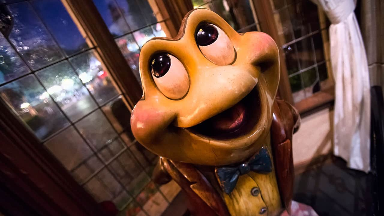 From Screen to Park: Mr. Toad's Wild Ride at Disneyland Park