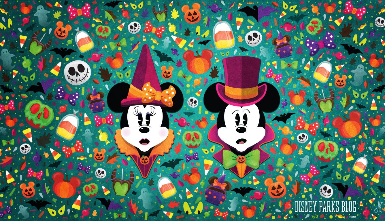 Halloween Desktop Wallpapers | Disney