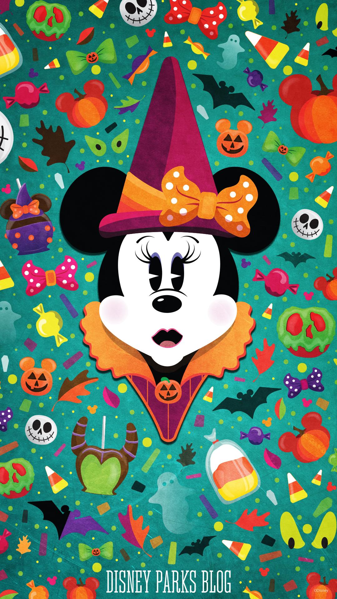 Disney Halloween Wallpaper Phone