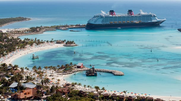 Castaway Cay - Disney Cruise Line Unveils Ports and Itineraries for Early 2018