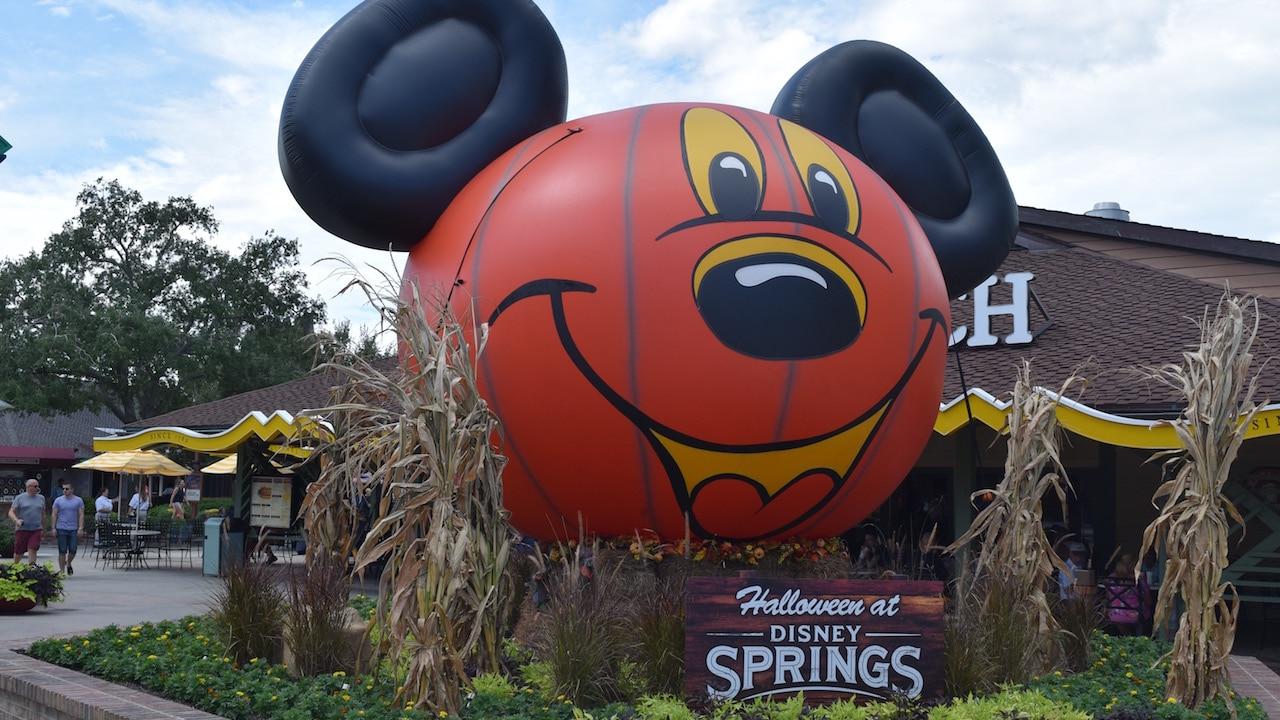 Check Out Disney Springs this Halloween Season