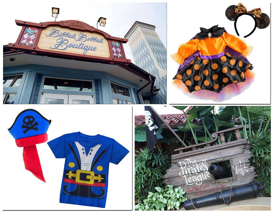 #WonderFALL Halloween Costume Ideas from Disney Parks