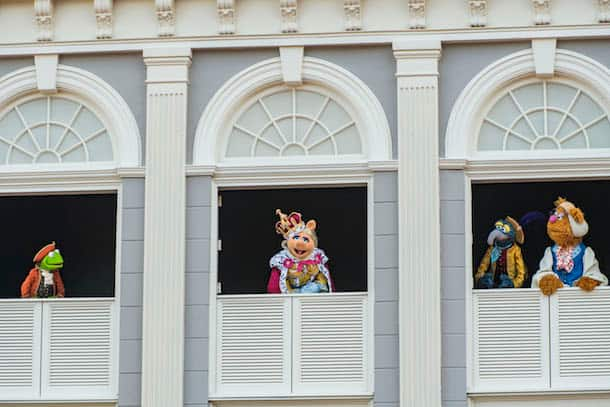 'The Muppets Present… Great Moments in American History' Opens at Magic Kingdom Park