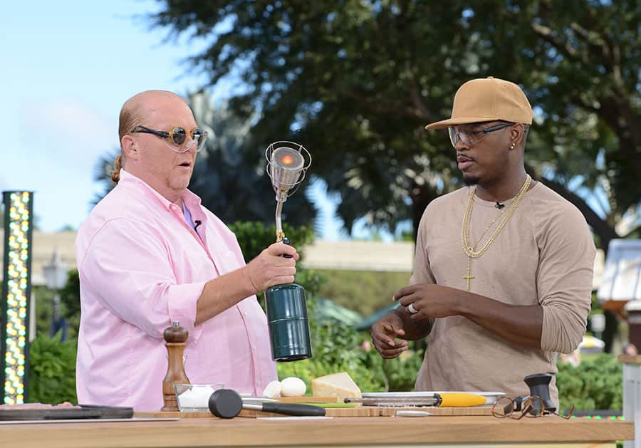"""Tune In This Week for ABC's 'The Chew"""" Broadcasts from the Epcot International Food & Wine Festival at Walt Disney World Resort"""