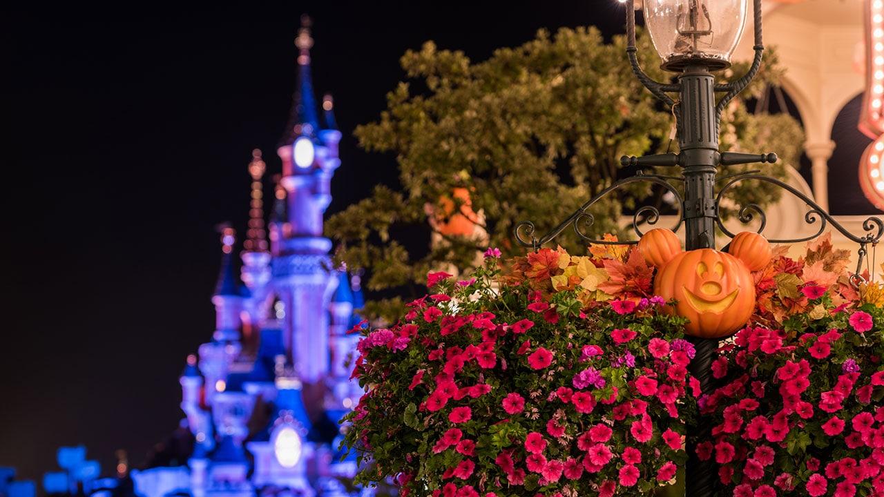 Celebrating Halloween at Disney Parks Around the World