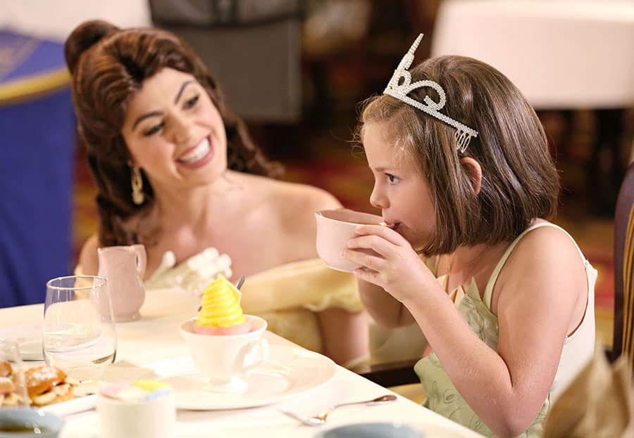 Royal Court Royal Tea Coming to All Disney Ships