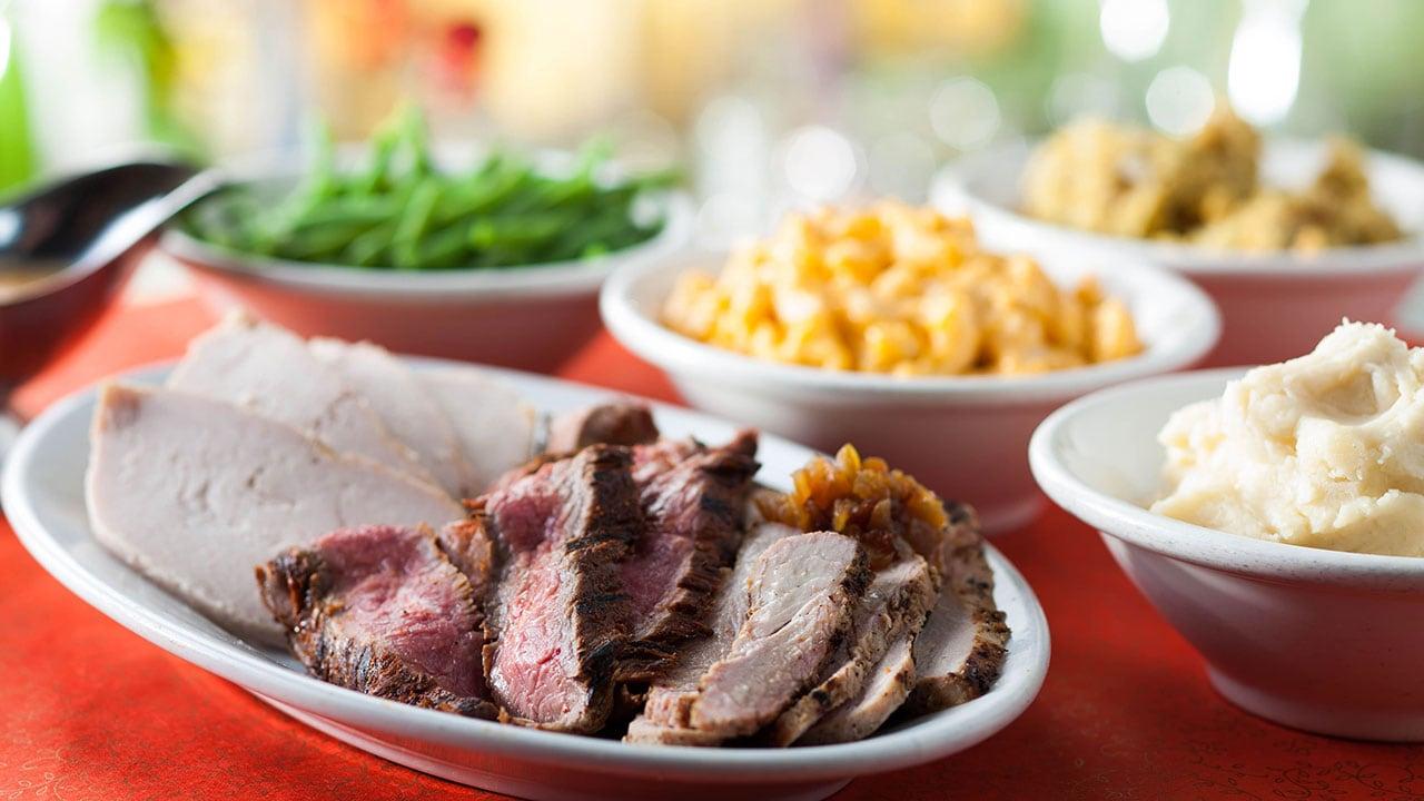 Turkey Day Just Around the Corner – Here's Where to Eat November 24 at Disneyland Resort