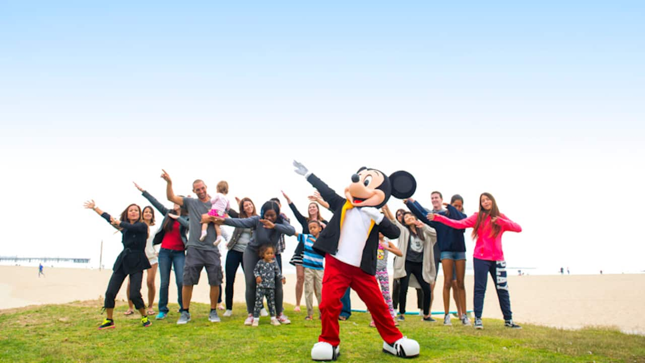 Watch As Mickey Mouse Celebrates His Birthday With A Trip Around The World