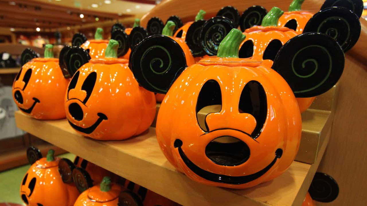 Perfect Pumpkin-Themed Products Picked from Disney Parks