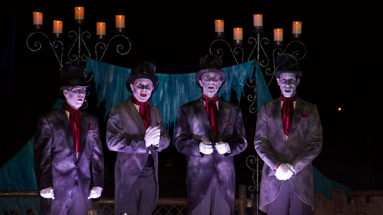 Every Role a Starring Role – Halloween Time at the Disneyland Resort Hair & Makeup Artist