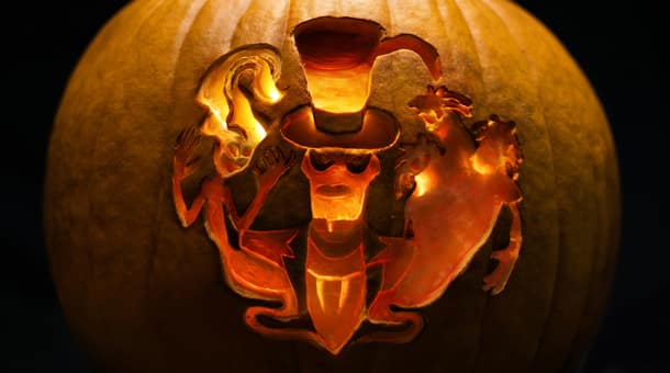 Halloween DIY: Disney Pumpkin Carving Templates