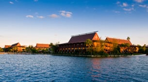 Happy 45th Anniversary to Disney's Polynesian Village Resort