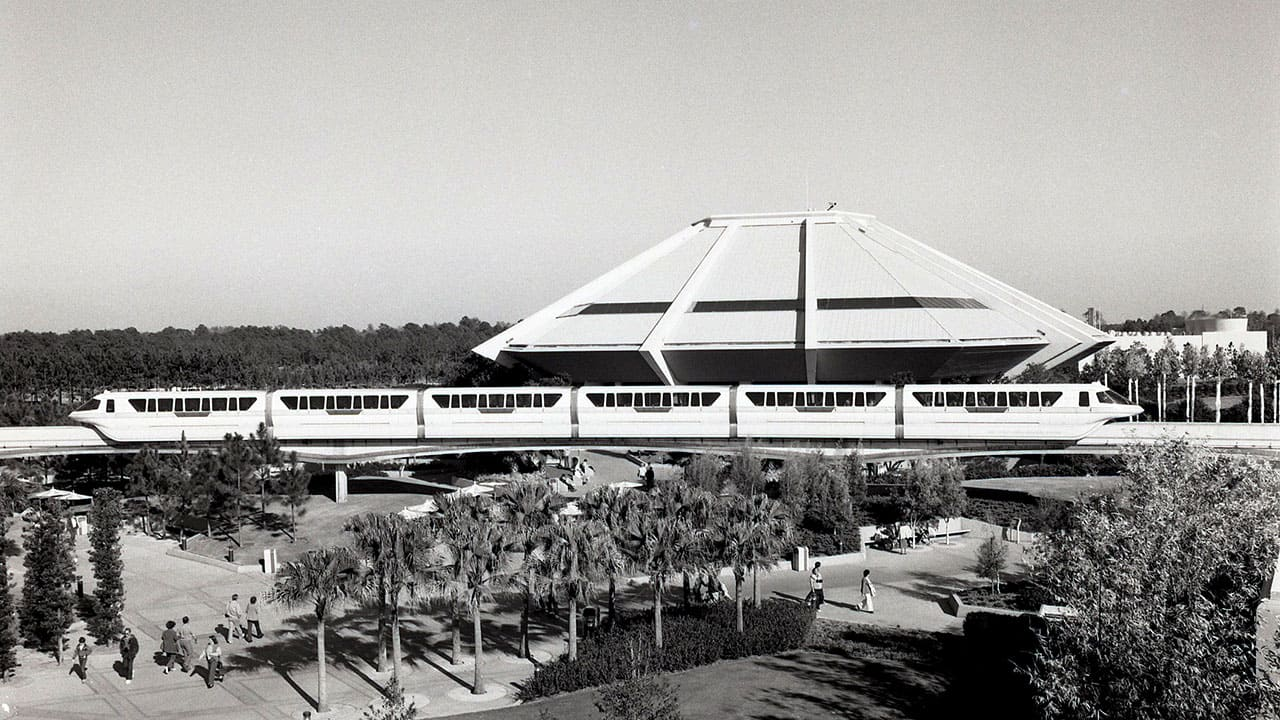 Days of Disney Past: A Peek At Horizons