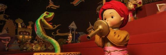 """""""it's a small world"""" at Magic Kingdom Park"""
