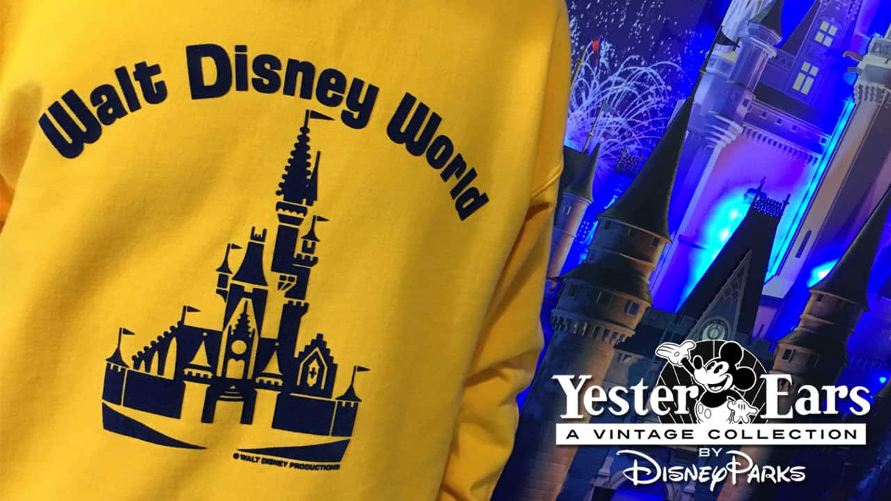YesterEars Collection Returns to Disney Parks Online Store From October 20-27, 2016