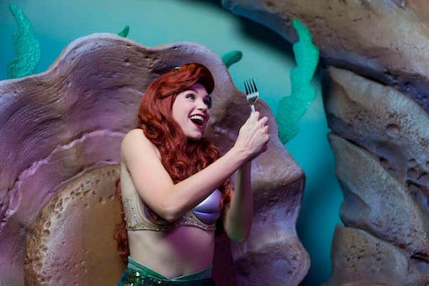 Ariel from 'The Little Mermaid'
