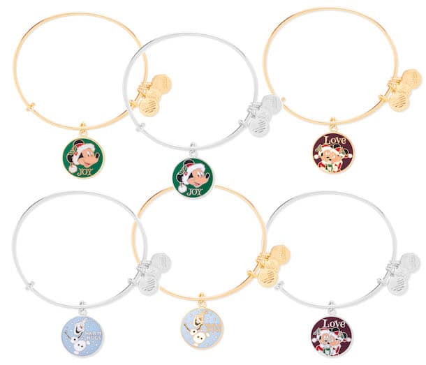 6e4fbd1a1 Make the Holidays Extra Charming With ALEX AND ANI from Disney Parks ...