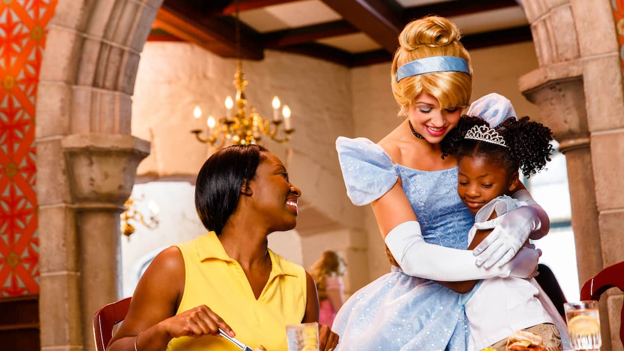 Advice for Dining with your Favorite Disney Friends
