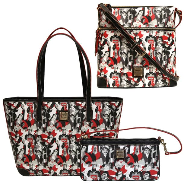 New Dooney & Bourke Handbags Releasing in November 2016 at Disney Parks
