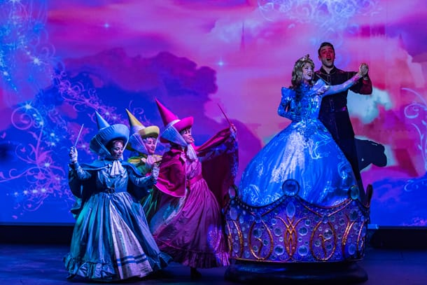Five Reasons to Burst with Excitement about Your Disney Cruise - Broadway-Style Musicals