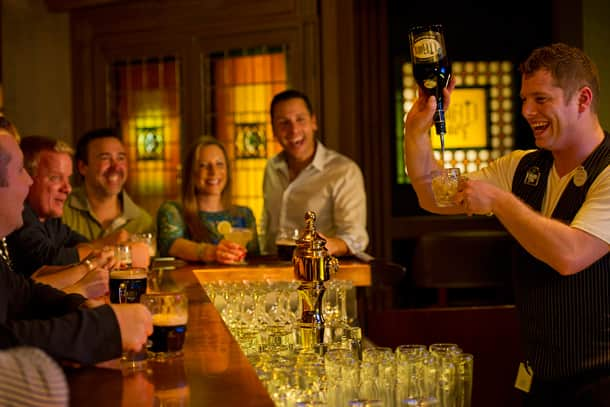 Five Reasons to Burst with Excitement about Your Disney Cruise - Adult District - O'Gills Pub