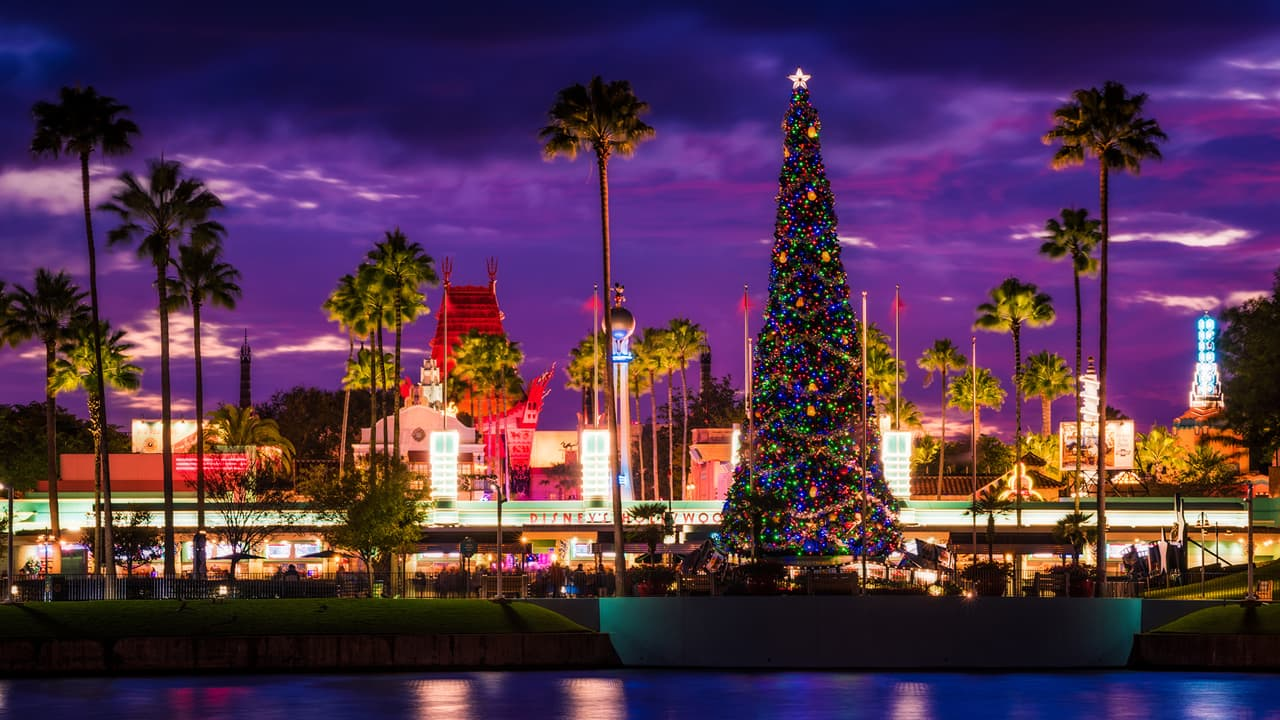 Five Festive Things to Discover at Disneyâ??s Hollywood Studios This Holiday Season