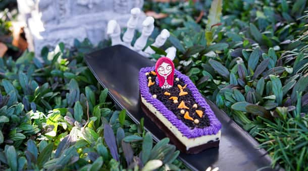 French Market Coffin Cake
