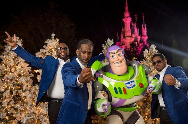 Holiday Specials at Disney Parks