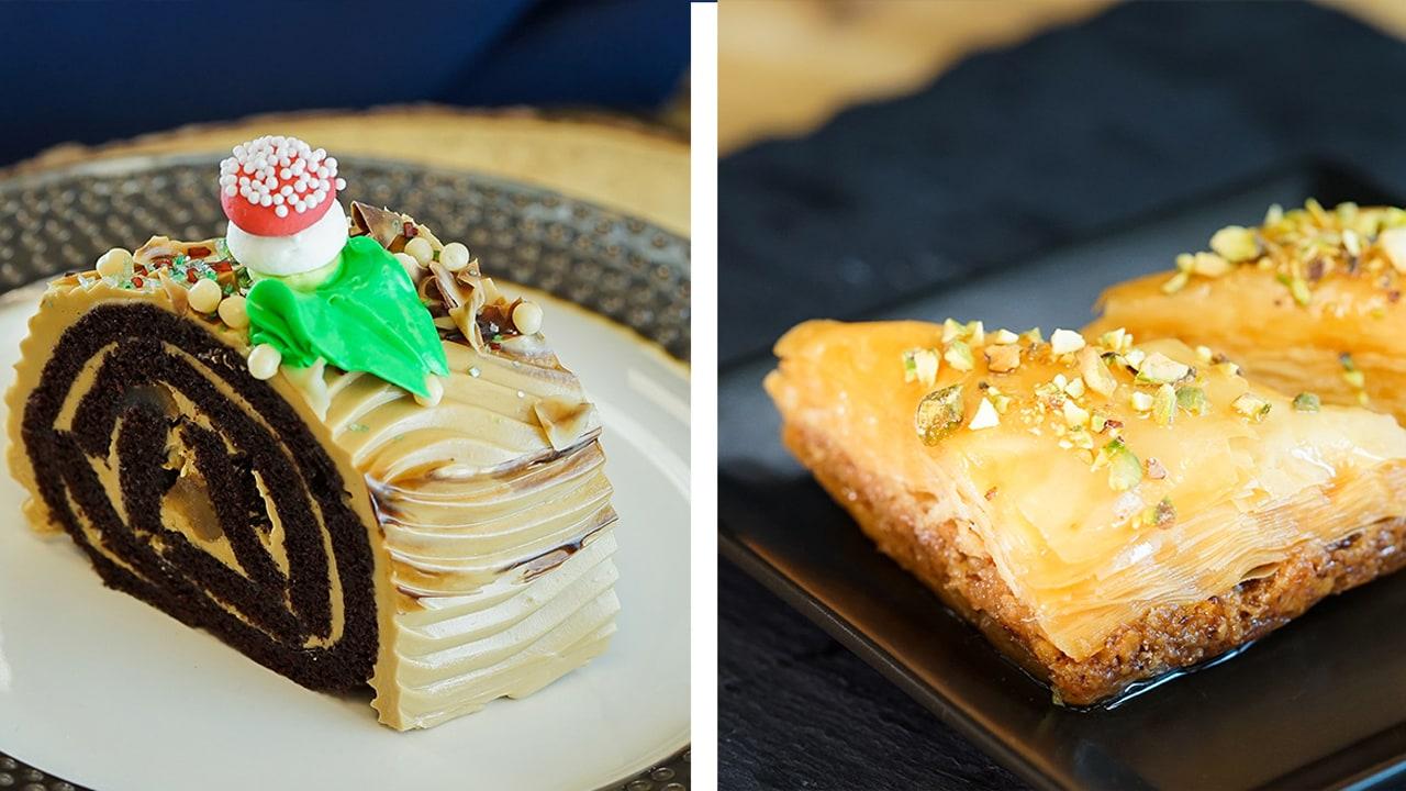 Festive Eats at New Festival of Holidays in Disney California Adventure Park